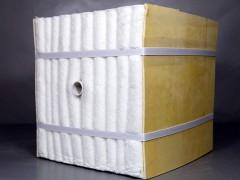 高温轻质耐火炉衬硅酸铝纤维陶瓷纤维模块